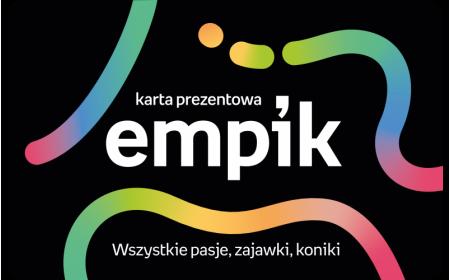 Empik E-card 25 PLN