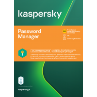 Kaspersky Cloud Password Manager 1 device / 1 year