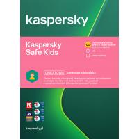 Antivirus software  Kaspersky Safe Kids - 1 device / 1 year