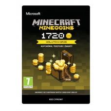 Minecraft Minecoins - 1720 coins