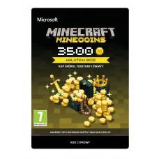 Minecraft Minecoins - 3500 coins