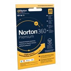 Antivirus software Norton 360 Premium - 10 devices / 12 months