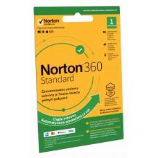 Antivirus software Norton 360 Standard - 1 devices / 12 months