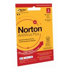 Antivirus software Norton AntiVirus Plus - 1 device / 12 months
