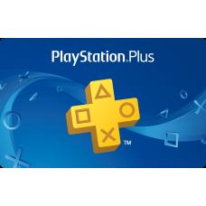Sony PlayStation® Plus 12-Month Membership