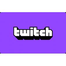 Twitch Digital Code 15 EUR