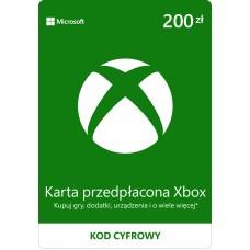Microsoft Xbox Gift Card 200 PLN