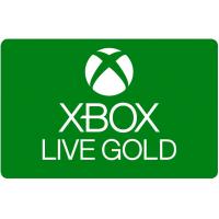Microsoft Xbox Live Gold - 12 months